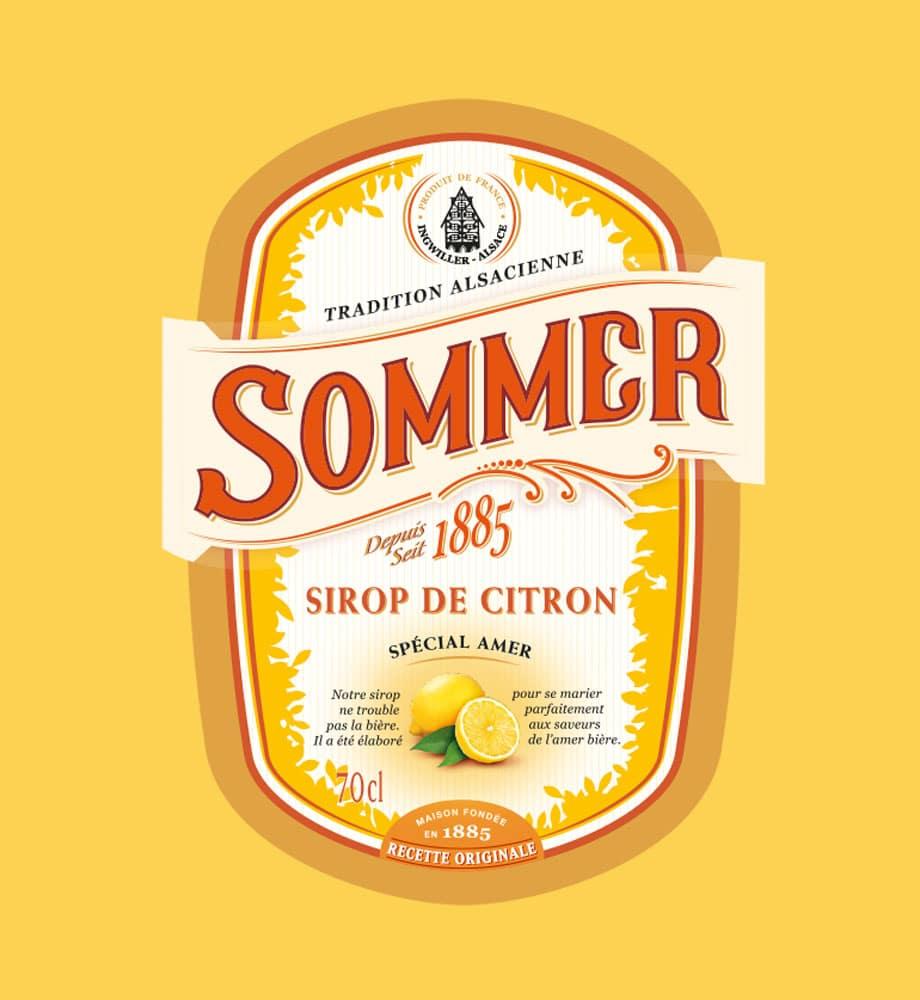 Privé: Sommer Sirop de Citron – INVISIBLE